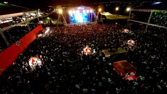 Evento alternativo substitui Expoaraxá em 2019; confira os shows