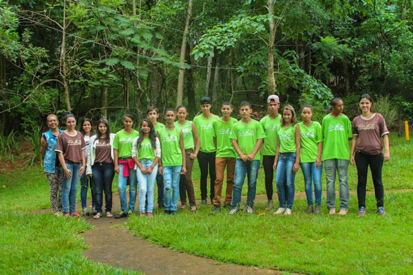 Projeto Casa do Pequeno Jardineiro forma novos alunos