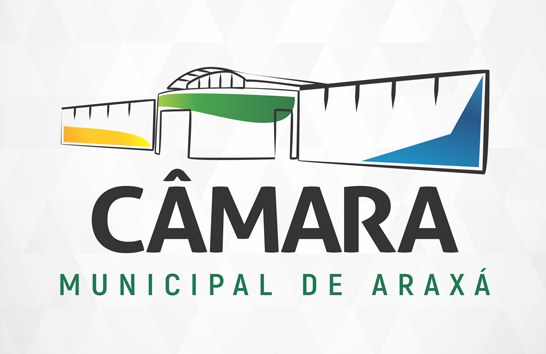 Presidência apresenta nova marca que compõe imagem institucional da Câmara Municipal de Araxá