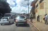 Dois homens são esfaqueados durante briga nas imediações da rodoviária; dois suspeitos foram presos