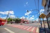 Vias centrais e bairros recebem semáforos e sinalização