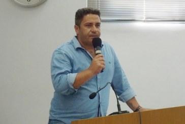 Robson Magela reivindica apoio ao SOS