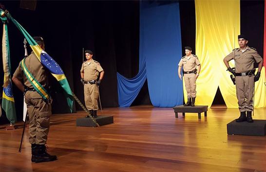 Tenente-coronel Fernando Reis assume o 37º BPM