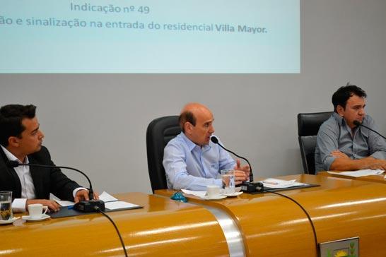 Vereadores cobram assistência da CODEMIG e apresentam demandas para serviços urbanos