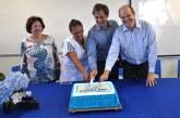 Secretária de Educação participa de aniversário de 25 anos do Cefet Araxá
