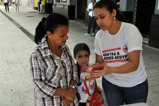 Comitê apresenta panorama de dengue, zika e chikungunya