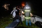 Mulher de 56 anos morre em acidente na BR-262