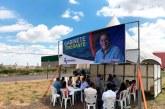 Vereador Robson Magela inaugura Gabinete Itinerante