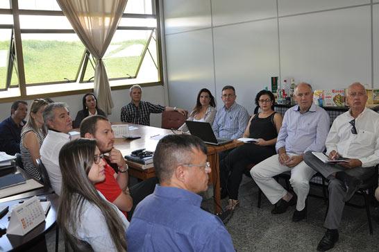 Reunião alinha funcionamento da Sala do Empreendedor