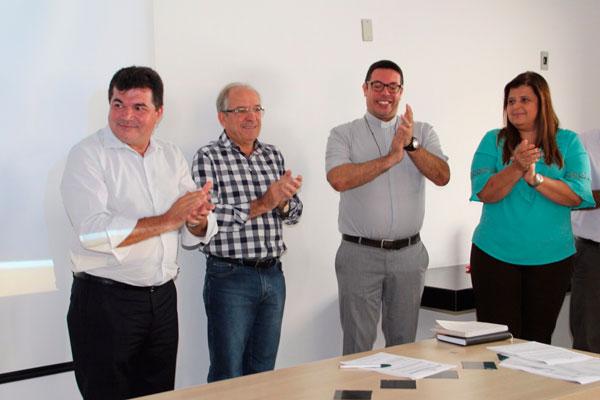 Iniciada as obras do Centro de Quimioterapia na Santa Casa de Araxá