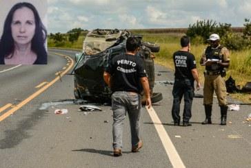 Condutor embriagado se envolve em acidente com morte na BR-146