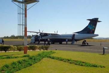 Aeroporto registra aumento de passageiros e aeronaves