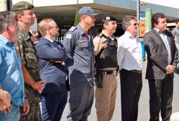 União de forças em prol da segurança pública em Araxá