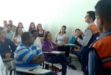Defesa Civil realiza capacitação para gestores municipais em Araxá