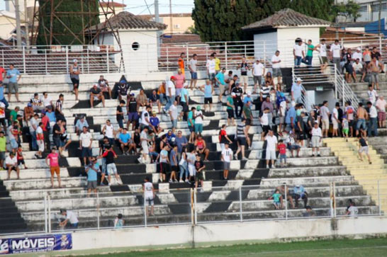 Araxá Esporte é rebaixado para à Terceira Divisão do futebol mineiro