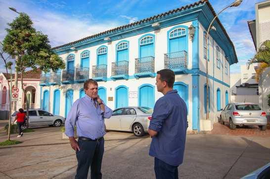Prefeitura de Araxá viabiliza acordo para aquisição do Museu Dona Beja