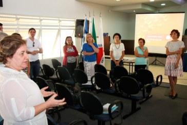 Conselheiros e entidades passam por capacitação do CMDCA