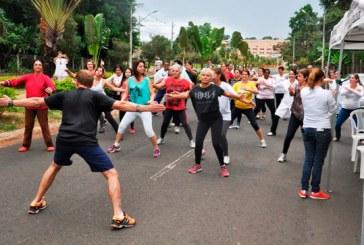 Evento comemora o Dia Mundial da Saúde e o Dia Mundial da Atividade Física