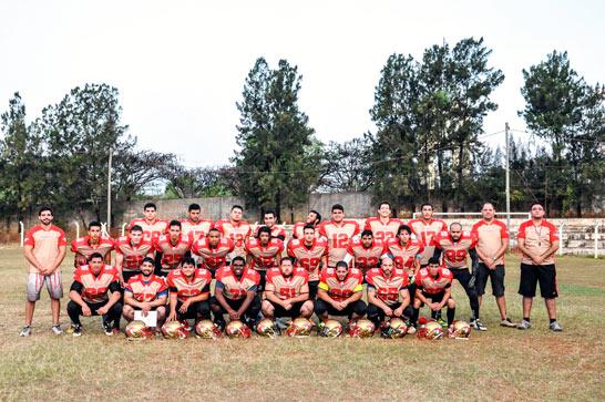 Araxá Red Wolves faz primeiro jogo oficial contra o Unimed Miners, pela segunda rodada da Copa Minas