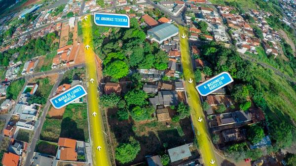 Prefeitura de Araxá vai criar nova alternativa para o trânsito no Setor Norte
