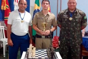 SGT Gonçalves é campeão do 3º Torneio da 4ª CIA IND da Policia Militar de MG 2017