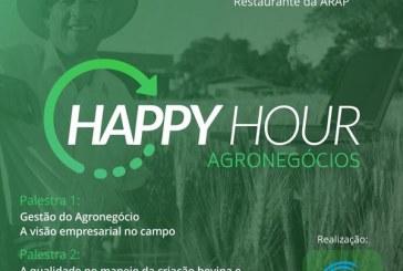 Acia Jovem promove evento na área do agronegócio