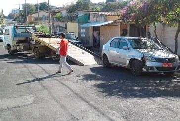 Polícia Civil apreende carro envolvido em acidente que amputou perna de motociclista