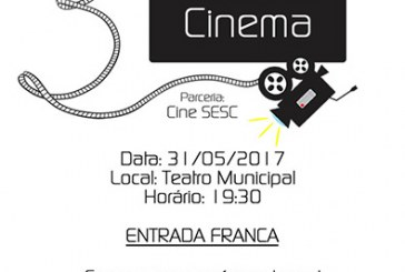 Escola Municipal de Música convida para a 3ª Noite do Cinema