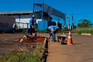 Prefeitura inicia projeto de revitalização e modernização do Distrito Industrial