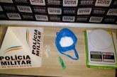 PM prende jovens por tráfico de drogas no bairro Ana Pinto de Almeida