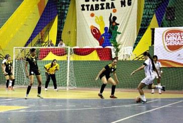Araxá participa da etapa microrregional dos Jogos Escolares de Minas Gerais