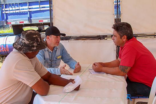 Robson Magela Realiza Gabinete Itinerante no Setor Norte