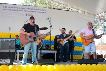 Prefeitura promove festa no 1º de maio para servidores e familiares