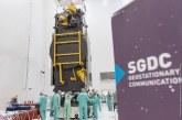 Satélite para comunicações e defesa será lançado hoje