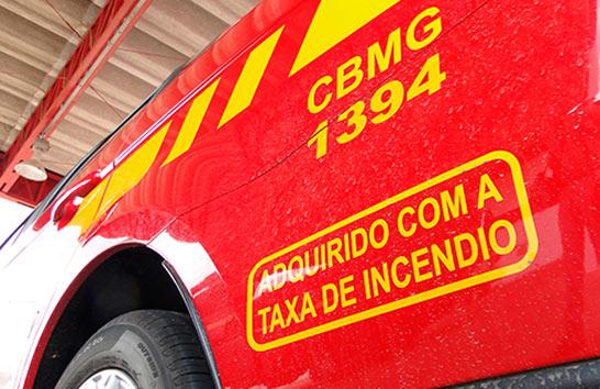 Prazo para pagamento da Taxa de Incêndio se encerra dia 31 de maio