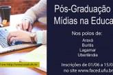 Federal de Uberlândia abre edital para curso de especialização em Mídias na Educação