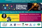 Convite:  Palestra de Direito Digital