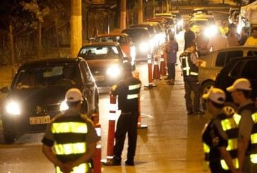 Flagrantes da Lei Seca aumentam em cidades pequenas do interior de Minas