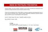 Convite: Reunião Comunitária para discutir a segurança pública