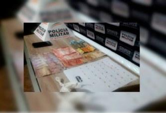 PM prende suspeito de tráfico no bairro Bom Jesus