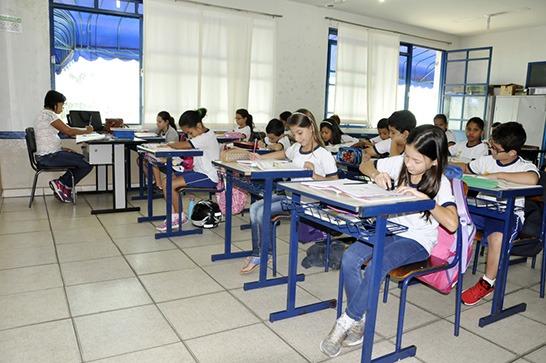 Abertas as matrículas para a Educação de Jovens e Adultos (EJA)
