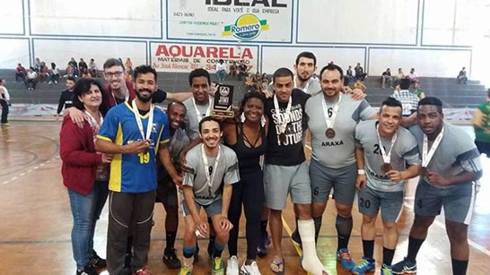Araxá se classifica para etapa regional do JIMI 3