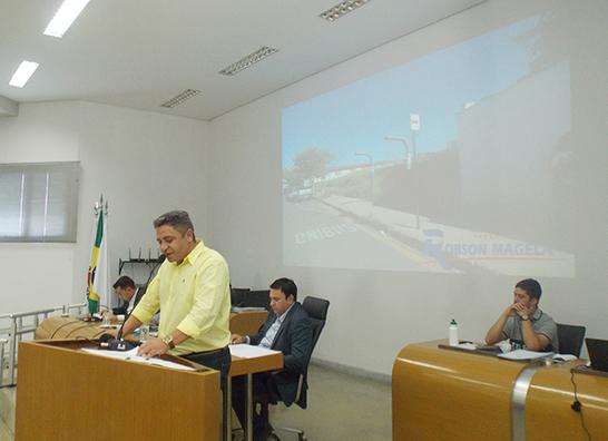 Robson Magela apresenta reivindicações do Gabinete Itinerante