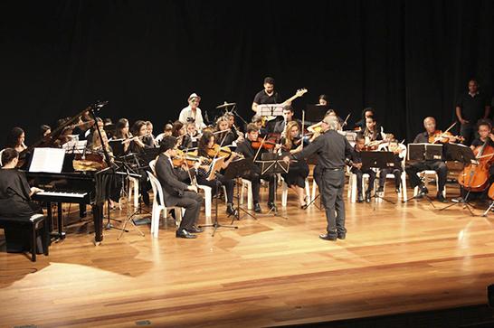 Escola Municipal de Música ganha destaque com eventos e Orquestra Popular 5