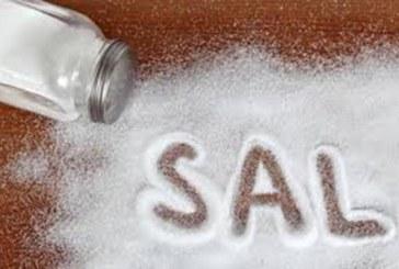 Acordo com indústria retira mais de 17 mil toneladas de sal dos alimentos