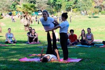 Segunda edição de Circuito Respire leva Yoga e Pilates para o Barreiro, em Araxá