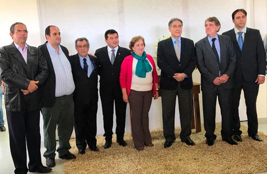 Governador Fernando Pimentel e políticos de Araxá visitam Bem Brasil em Perdizes 3