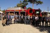 Novo caminhão do Corpo de Bombeiros já está em Araxá