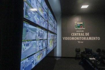 PM flagra tráfico de drogas com auxilio da Central de Videomonitoramento