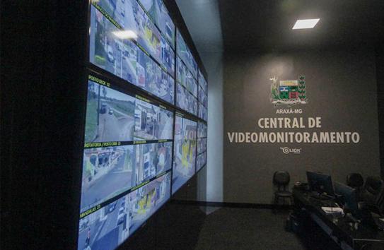 Central de Videomonitoramento flagra motorista embriagado na av. Wilson Borges